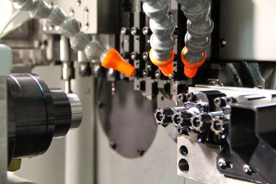CNC Kayar Otomat Makinesi