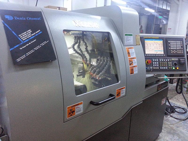Hanwha CNC Kayar Otomat Fiyat